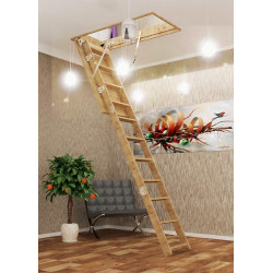 Деревянная чердачная лестница ЧЛ-08