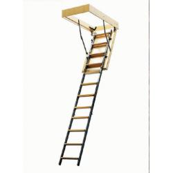 Деревянная чердачная лестница ЧЛ-09
