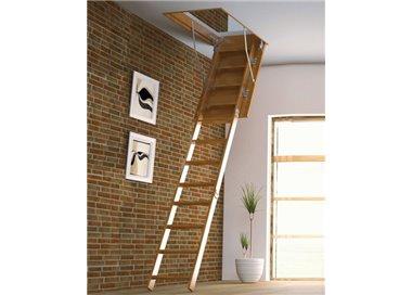 Деревянная чердачная лестница ЧЛ-02
