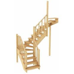 Лестница К-009м П сосна (5 уп)